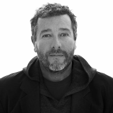 Philippe Starck portrait