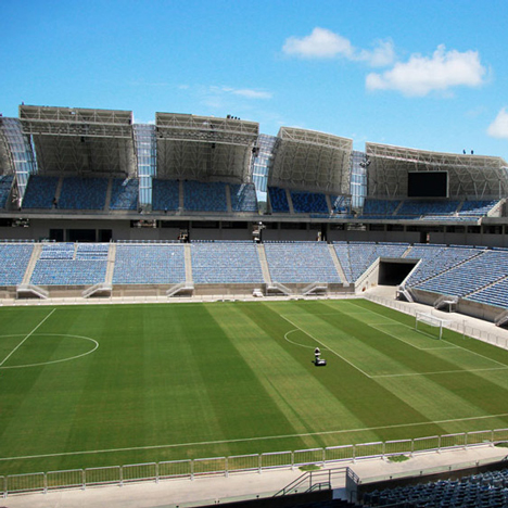 Arena das Dunas in Natal by Populous architects
