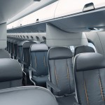 Priestmangoode overhauls aircraft interior to include more carry-on luggage space