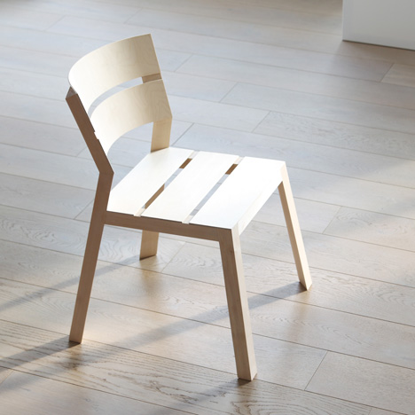 Satsuma chair by Laufer and Keichel