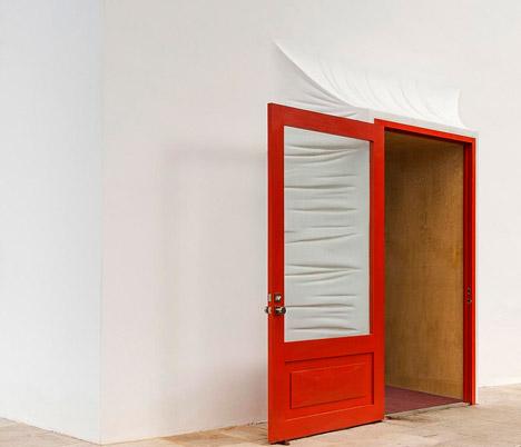 Saul E Méndez menswear store by Taller KEN