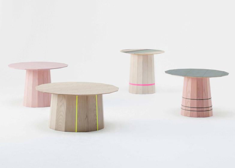 Colour Wood for Karimoku New Standard