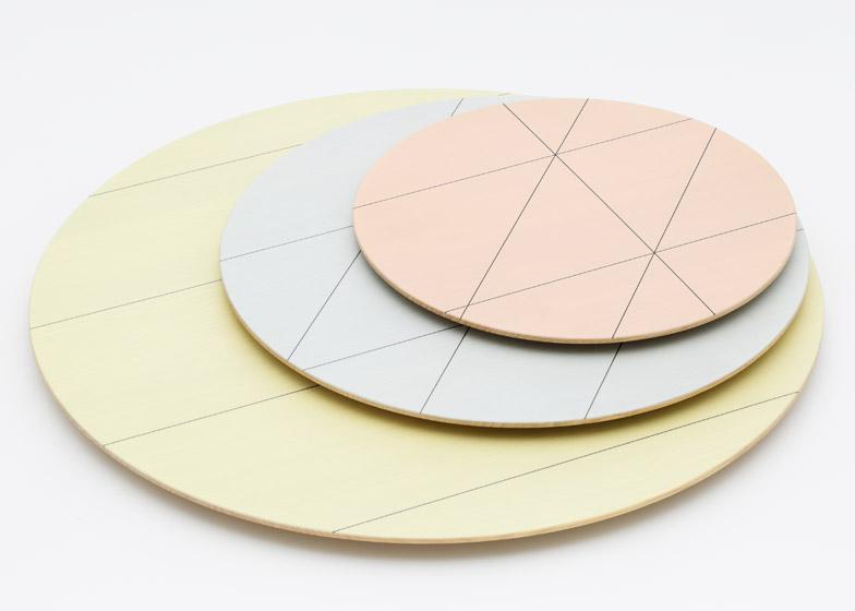 Colour Platter Sand for Karimoku New Standard