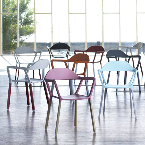 Chairs by Johansson Design