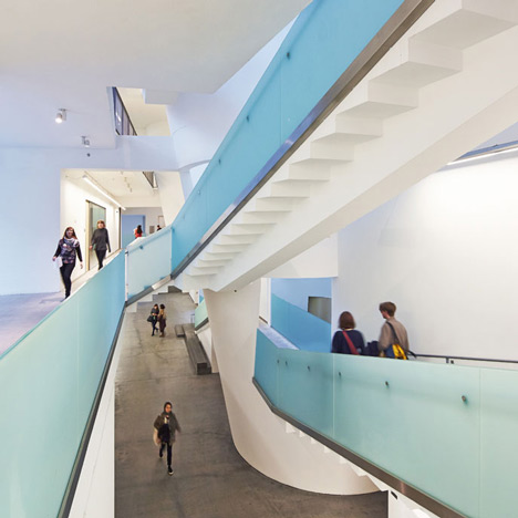 "Reacting to the critics would have ""ruined"" Glasgow School of Art building says Steven Holl"
