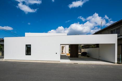 Sunomata by Keitaro Muto Architects
