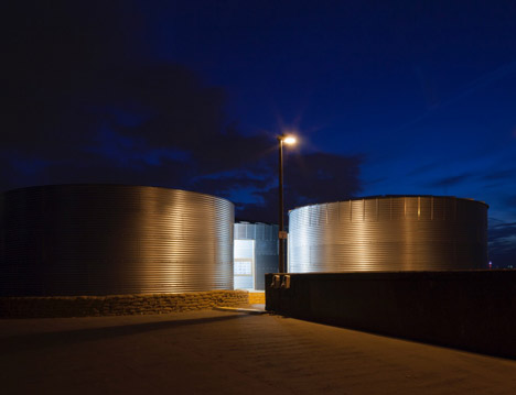 The Right To Flight at Bold Tendencies Peckham Car Park by TDO Architecture and James Bridle