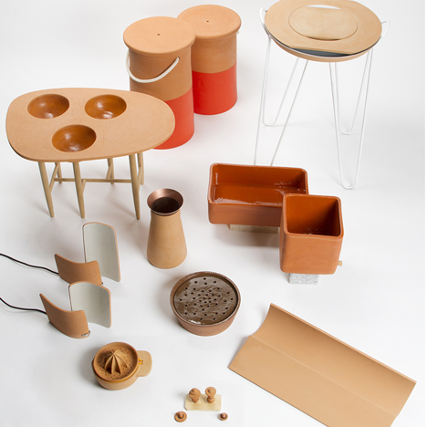 FID celebrates native Italian material with Terracotta