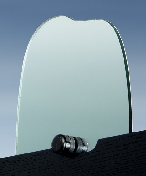 The Standard Vanity Mirror by Knauf and Brown