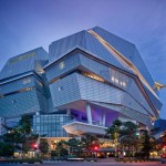 The Star Performing Arts Centre in Singapore by Aedas