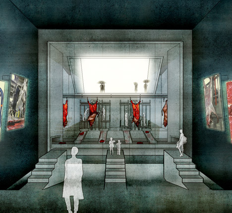 The Public Abattoir - an Atrocity Exhibition by Tseng Lau