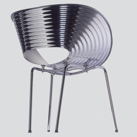 Tom Vac chair by Ron Arad