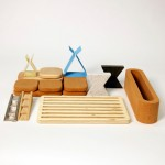Function follows form in Bruno Schillinger's Unidentified products collection