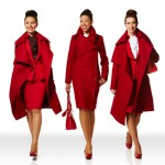 Vivienne Westwood launches Virgin Atlantic uniforms