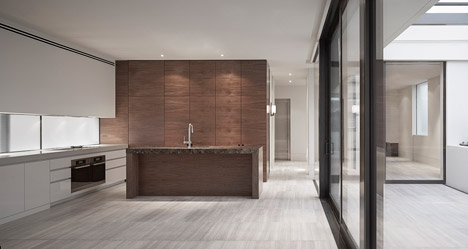 Walsh Street Apartments by B.E. Architecture