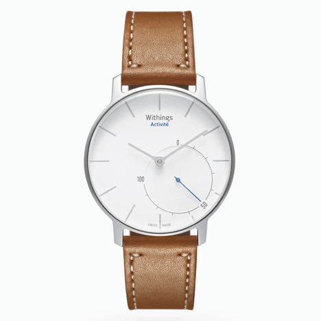 Withings_Activite_silver_front