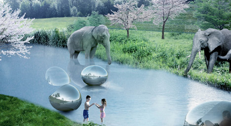 "BIG's Givskud Zoo makeover Zootopia to offer ""freest possible environment"" for animals"