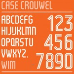 Wim Crouwel designs typeface for Holland's FIFA World Cup 2014 kit