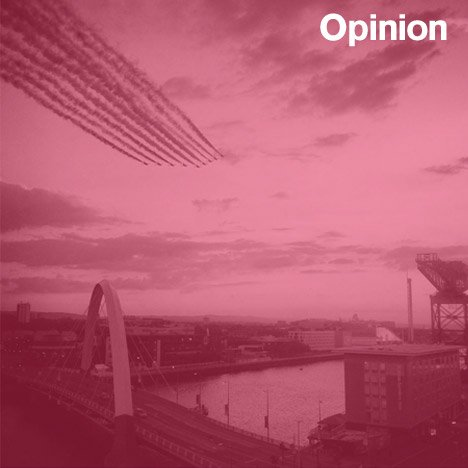 Glasgow Commonwealth Games regeneration opinion by Neil Gray