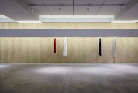 Dori concept store by Archiplan