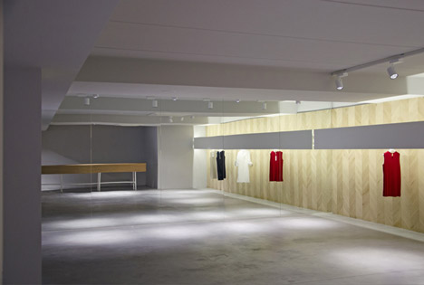 Dori concept store by Archiplan