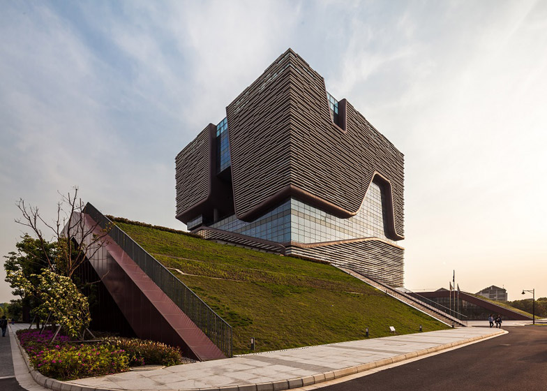 Xi'an Jiaotong-Liverpool University Administration Information Building, China, by Aedas – Completed Buildings, Higher Education And Research category