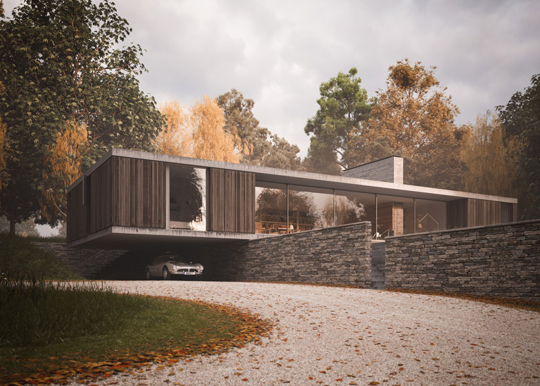 The Quest, United Kingdom, by Strom Architects