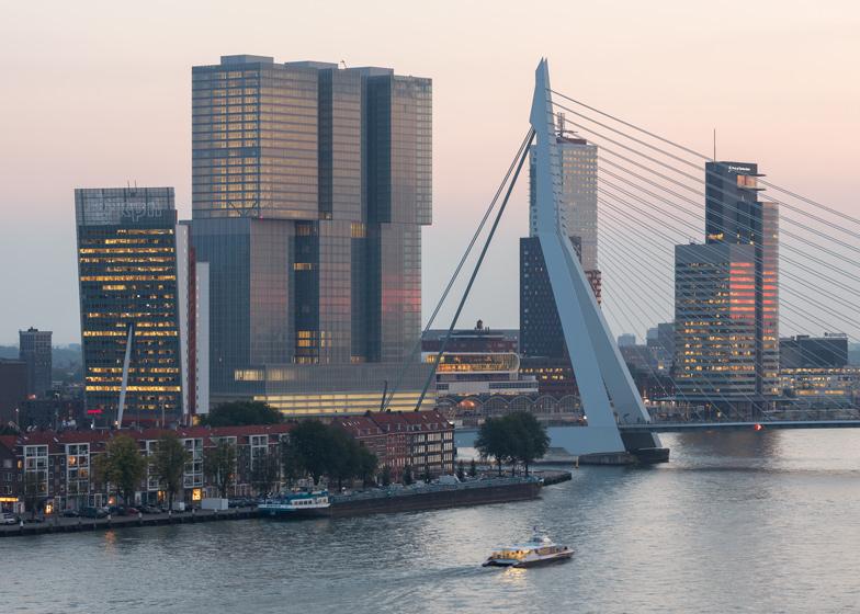 De Rotterdam, Netherlands, by OMA