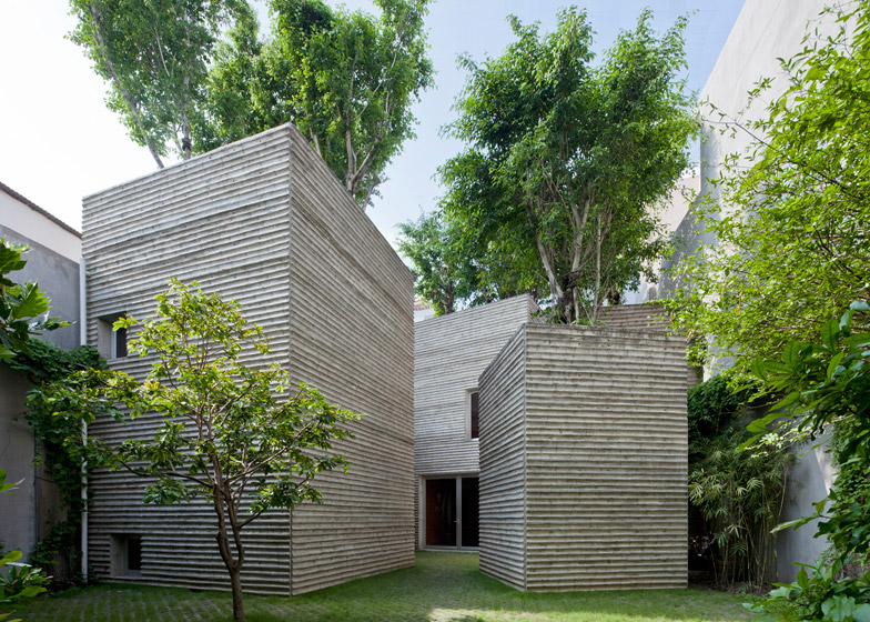 House for Trees, Vietnam, Vo Trong Nghia Architects