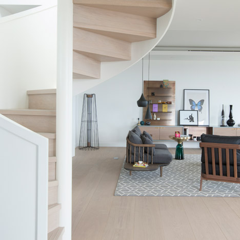 21 Wapping Lane by Amos and Amos