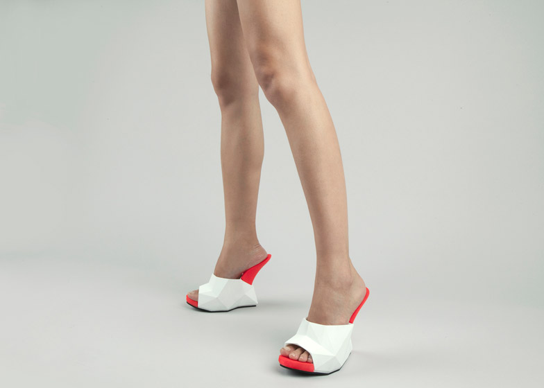 3D-printed shoes by United Nude