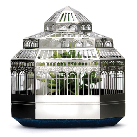 Plantini Mini Planthouse by Another Studio