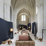 Agence Jouin Manku transforms Saint-Lazare priory into modern hotel and restaurant
