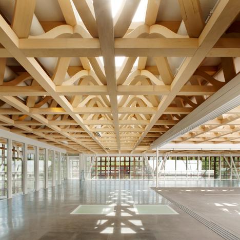 Shigeru Ban's Aspen Art Museum opens