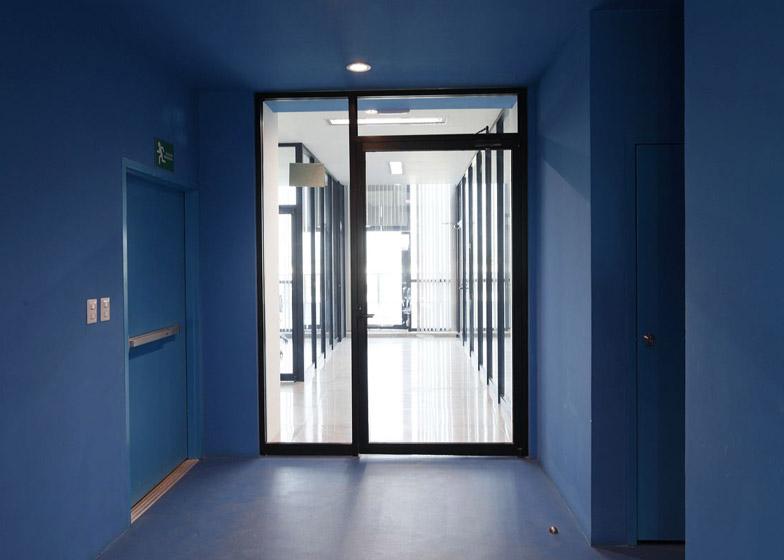 Bioinnova office block by Tatiana Bilbao