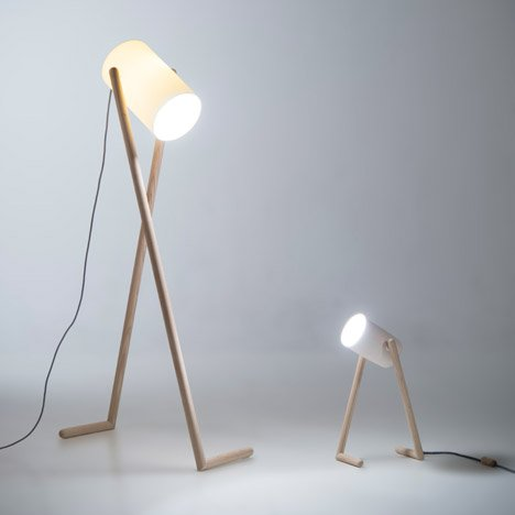 BOO lamps by Hedda Torgersen