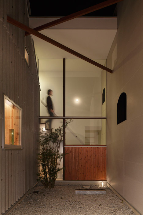 Backstage House by Y+M Design Office