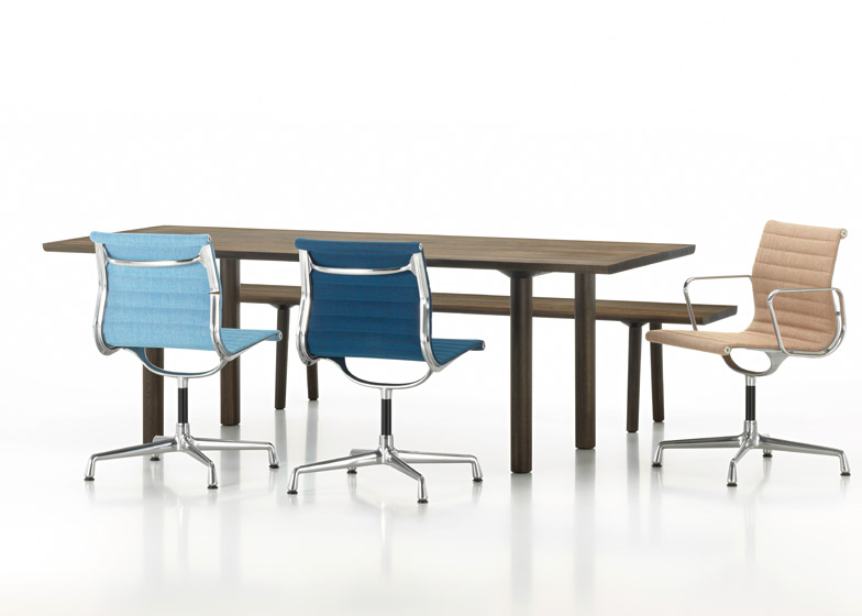 Barber and Osgerby furniture for Vitra
