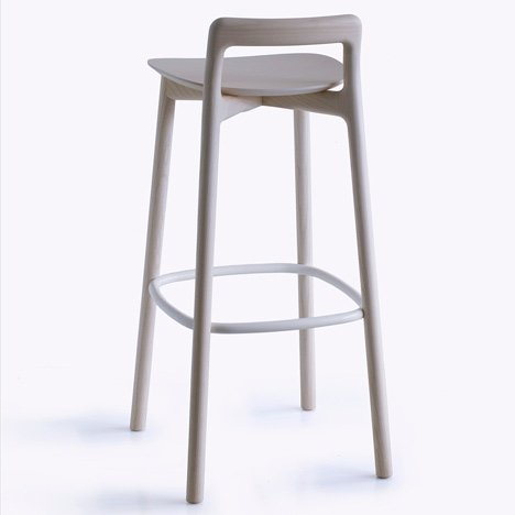 Branca Stool by Industrial Facility