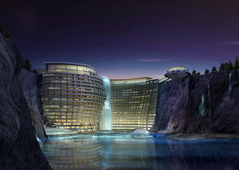 The Songjiang Hotel by Atkins