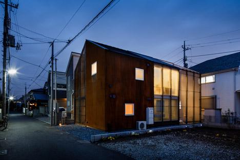 Chofu House by Sugawaradaisuke