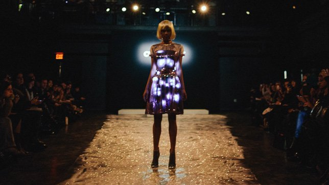 CuteCircuit's Autumn/Winter 2014/2015 ready-to-wear collection