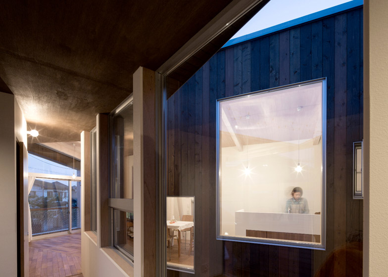 Delta House by Mizuno Architectural design office