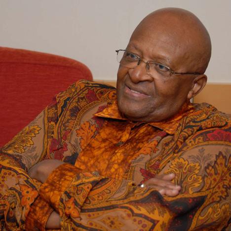 Desmond-Tutu-portrait_Dale-Frost_dezeen_sq