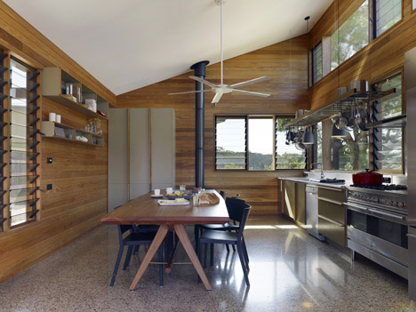 Dogtrot House by Dunn & Hillam