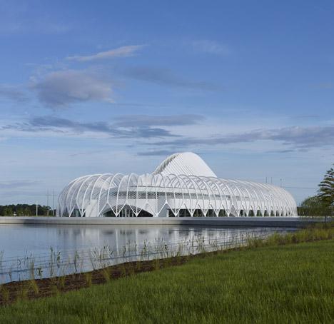 Florida Polytechnic University by Santiago Calatrava