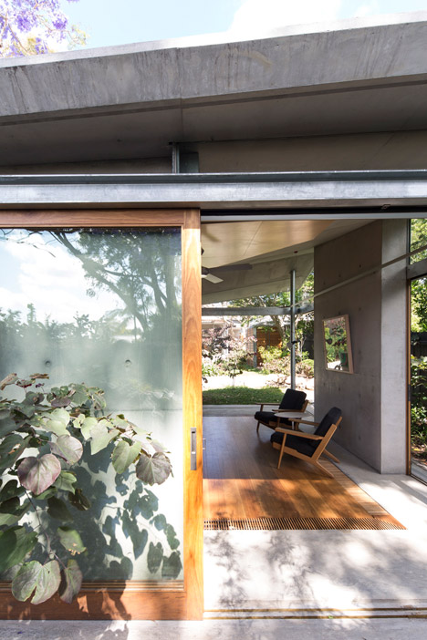 Garden Room by Welsh Major Architects