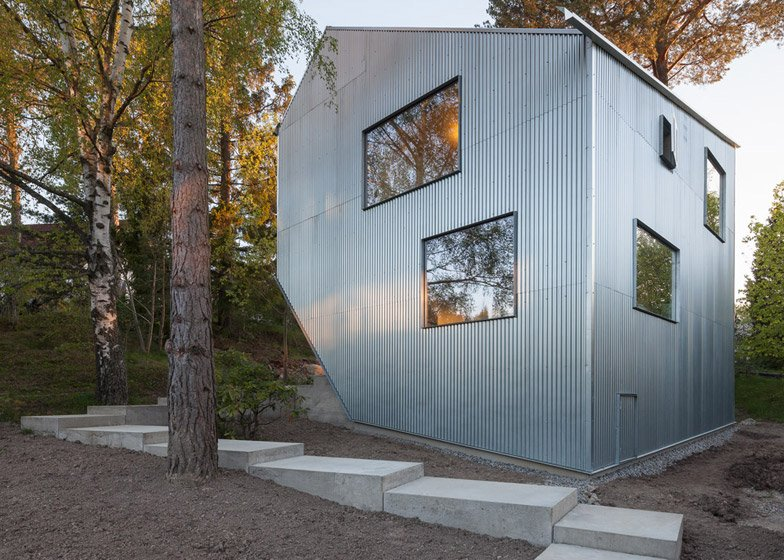 Happy Cheap House By Tommy Carlsson Is A Low Cost Prefab Home