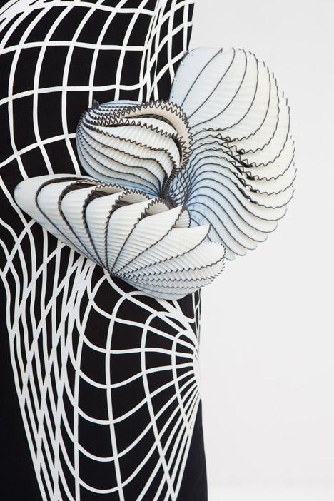 Noa Raviv moda impresión 3D
