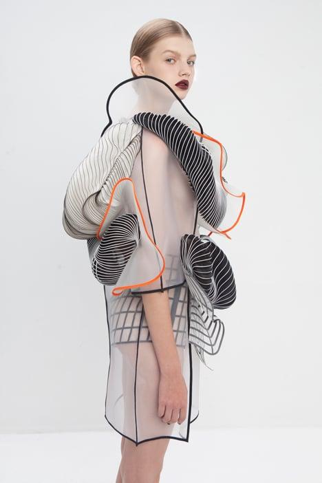 Hard Copy fashion collection by Noa Raviv